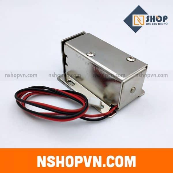 Khóa Chốt Điện Từ LY-03 12VDC