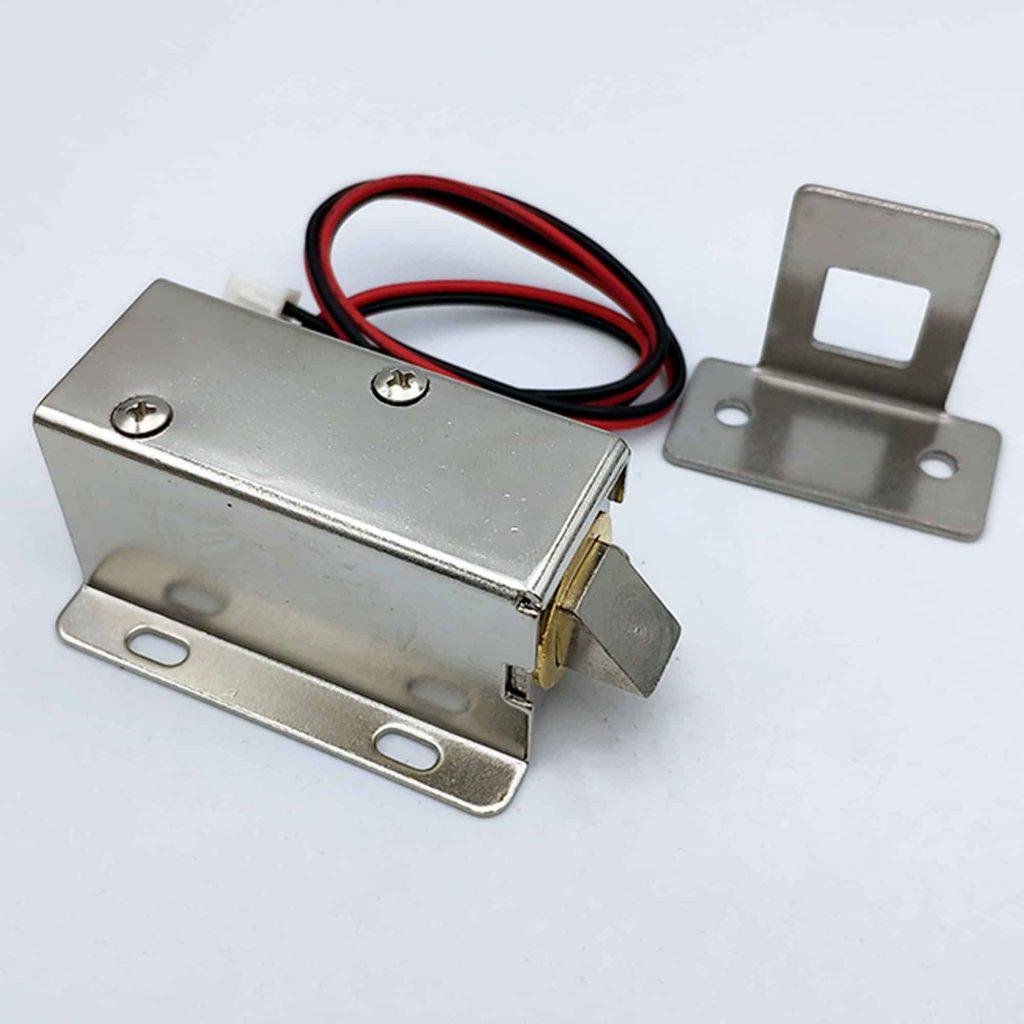 Khóa Chốt Điện Từ LY-03 24VDC