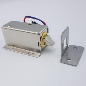 Khóa Chốt Điện Từ LY-03 Lực Lớn (3N)