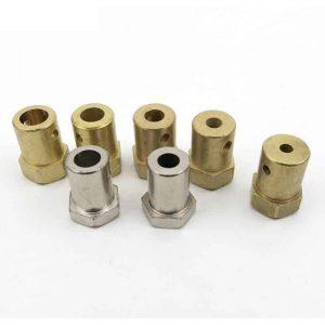Khớp nối lục giác trục 3mm (Khớp bánh xe)