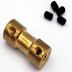 Khớp nối trục 2mm-2mm