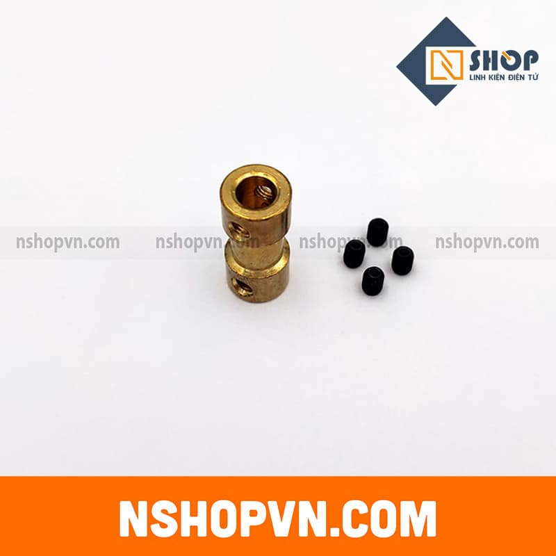 Khớp nối trục 2mm-5mm