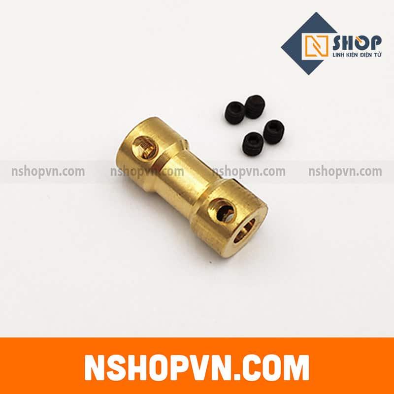 Khớp nối trục 2mm-6mm