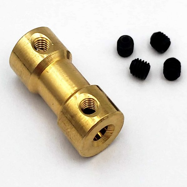 Khớp nối trục 3mm-3mm