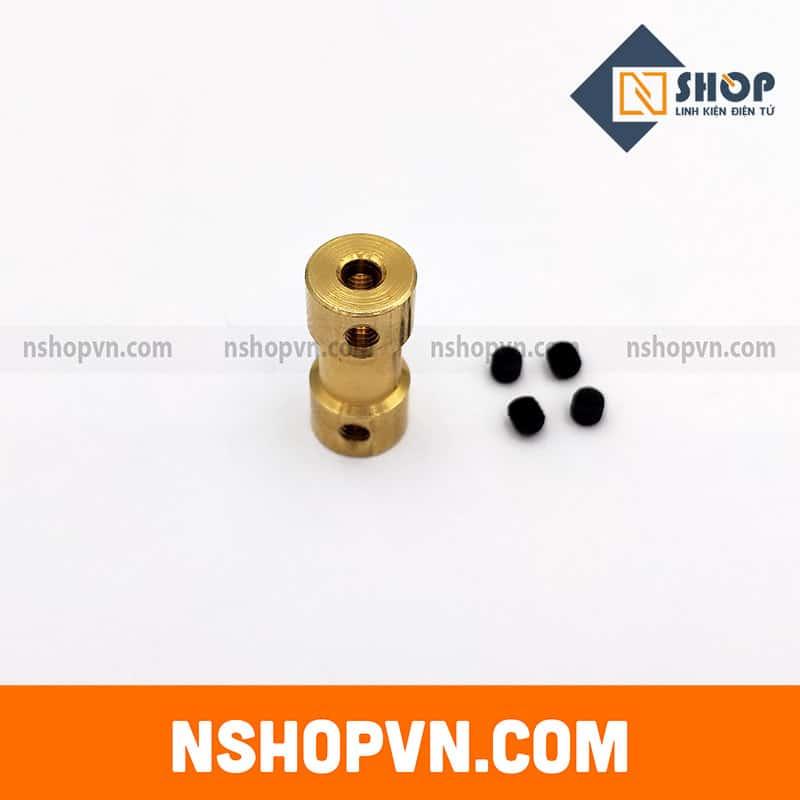 Khớp nối trục 3mm-4mm