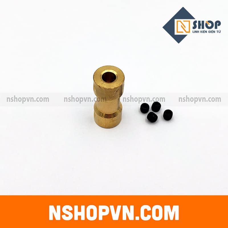 Khớp nối trục4mm-4mm