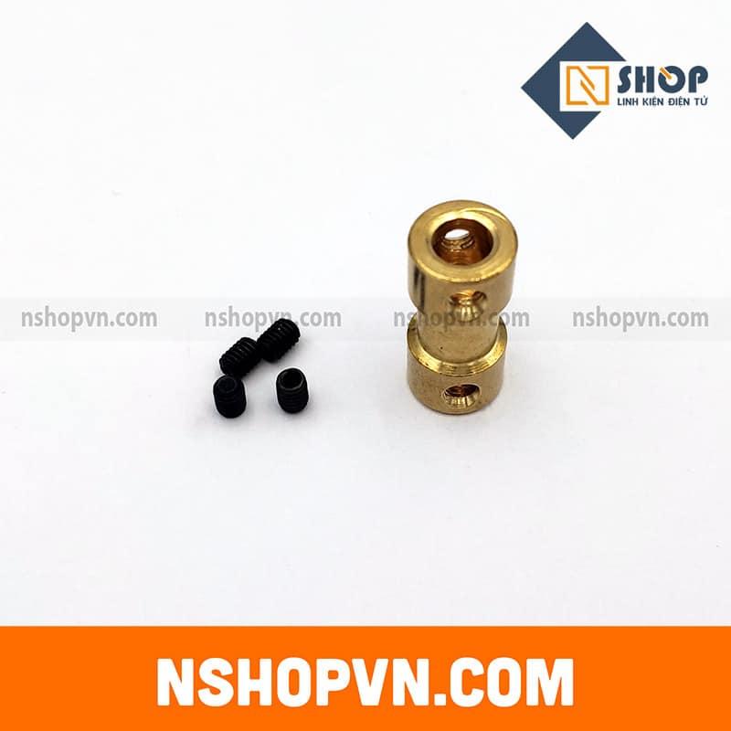 Khớp nối trục 4mm-5mm