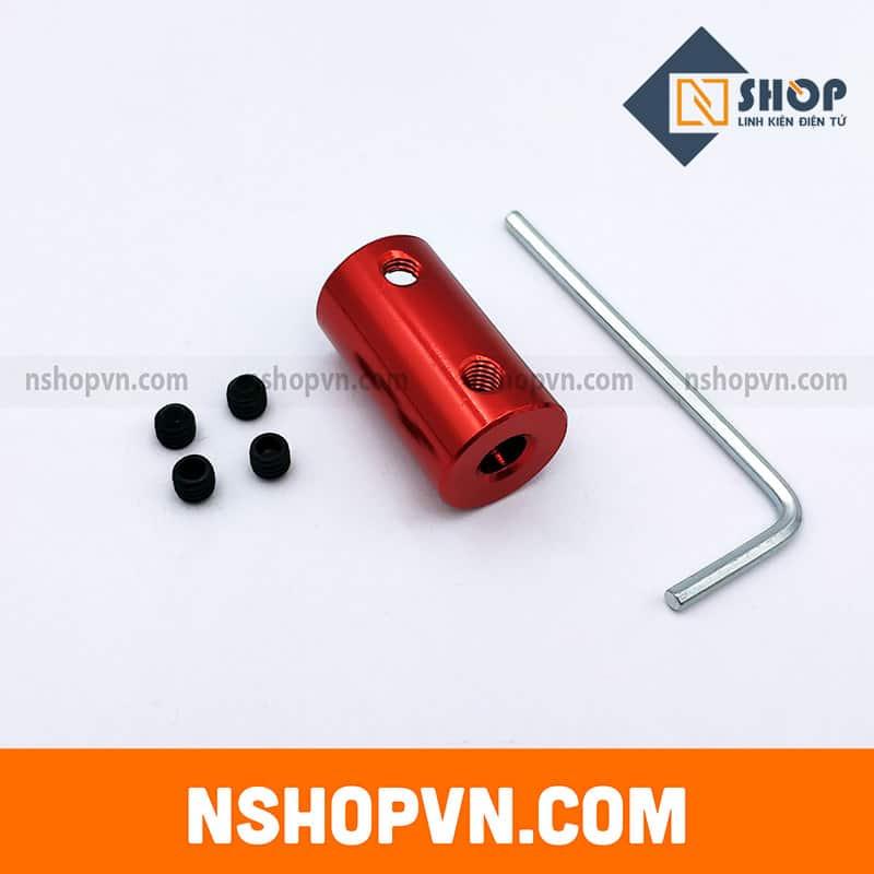 Khớp nối trục 5mm-10mm