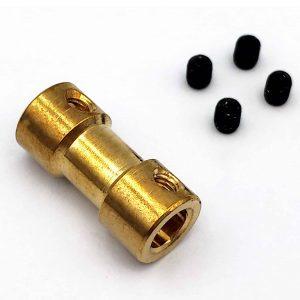 Khớp nối trục 5mm-5mm