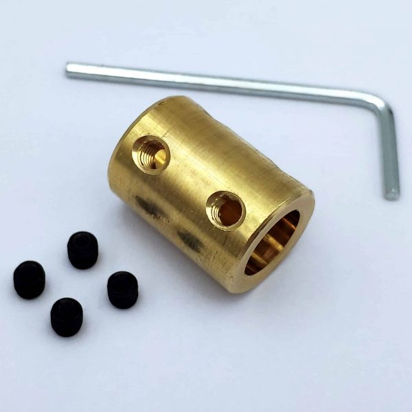 Khớp nối trục 6mm - 10mm