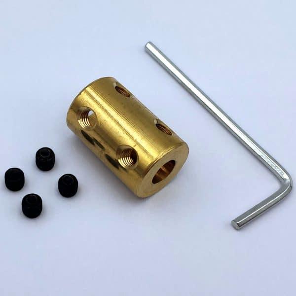 Khớp nối trục 6mm-8mm