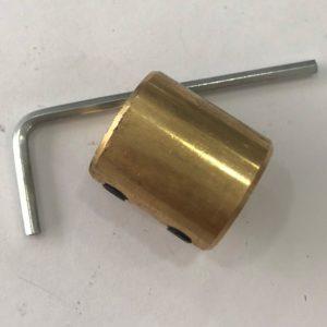 Khớp nối trục 8mm - 12mm