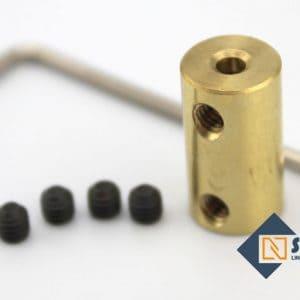 Khớp nối trục 8mm-8mm