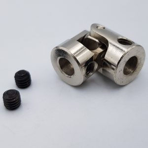 Khớp truyền động khác phương Cardan 5mm-5mm