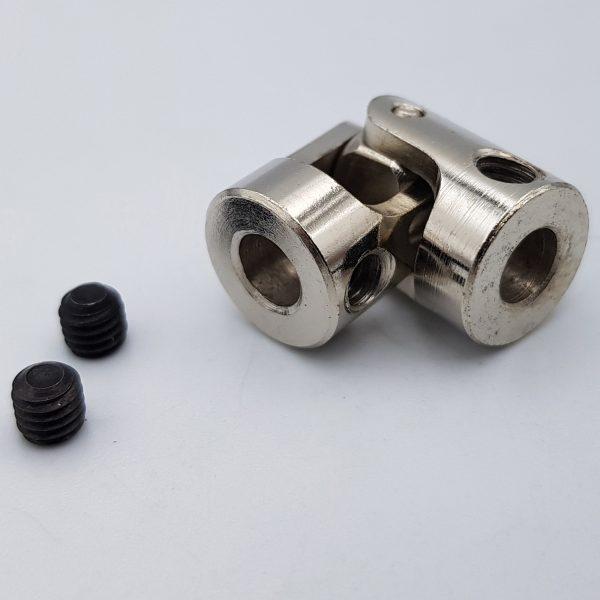 Khớp truyền động khác phương Cardan 5mm - 5mm