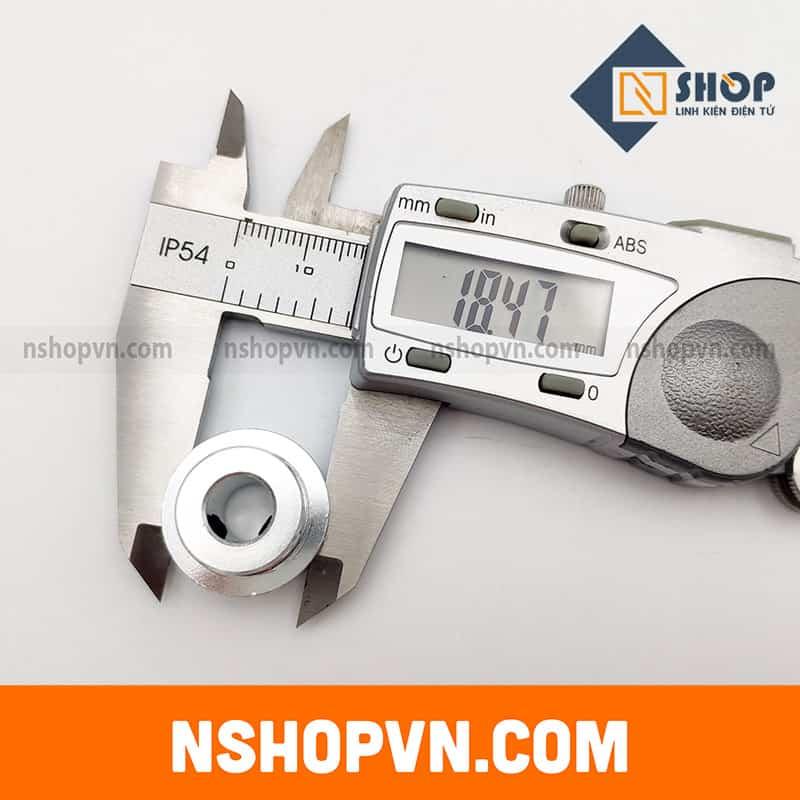 Puly GT2 30 răng trục 8mm