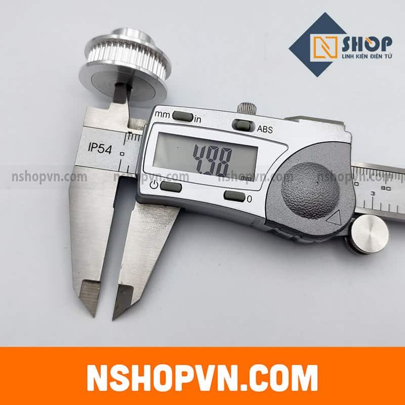 Puly GT2 40 răng trục 5mm