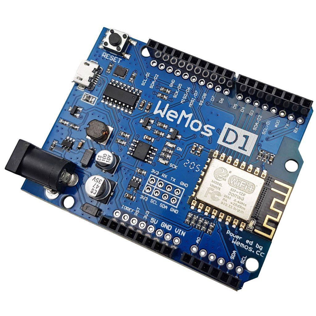 Kit Arduino Wifi ESP8266 NodeMCU Lua WeMos D1 R2