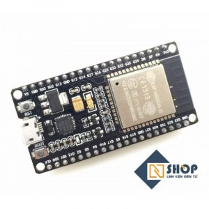Kit RF thu phát wifi bluetooth esp32