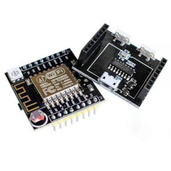 Kit RF thu phát wifi ESP8266 ESP-12 mini