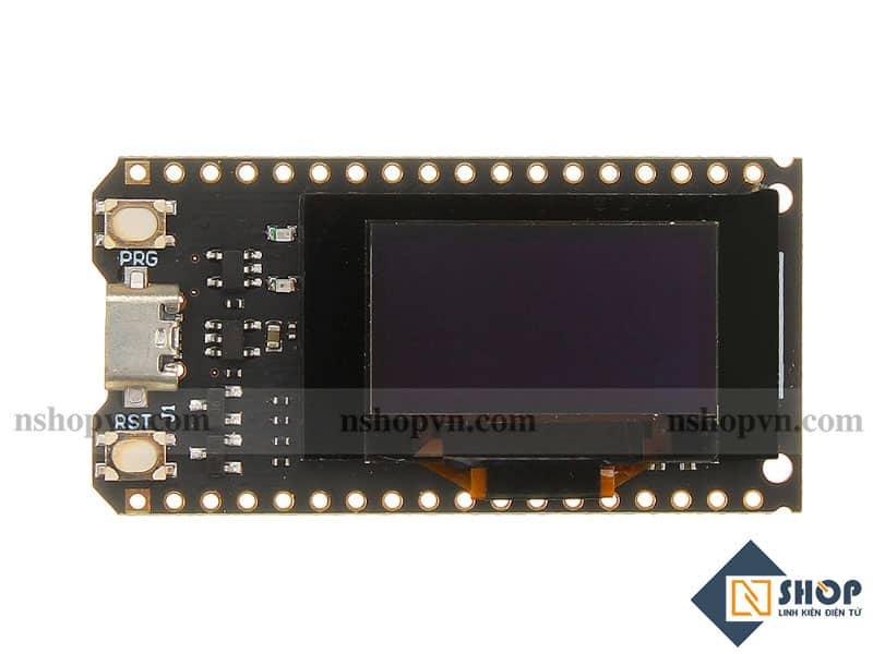 Kit RF Thu Phát Wifi BLE ESP32 Oled V2.0