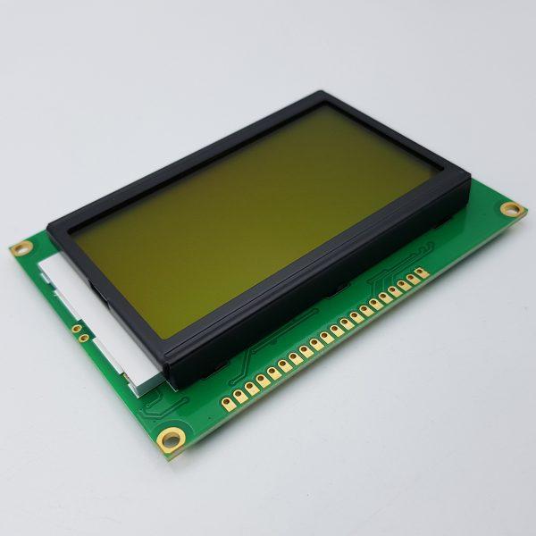 LCD 12864 Xanh Lá