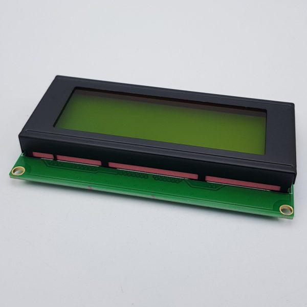 LCD Text 2004 Xanh Lá