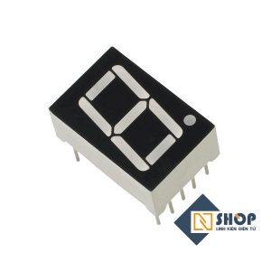 Led 7 đoạn 0.36 inch Cathode ( âm chung )