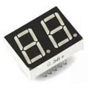 Led 7 đoạn 2 số 0.56 inch Anode (dương chung)