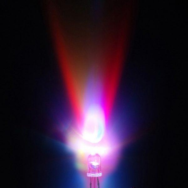 Led RGB 5mm 2 chân (5 con)