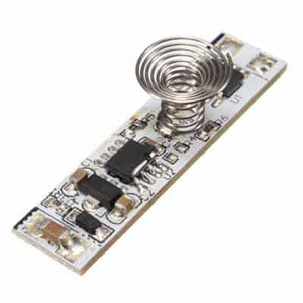 Mạch cảm ứng điện dung tích hợp dimmer LED 9-24VDC