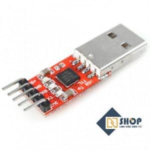Mạch chuyển USB to TTL CP2102