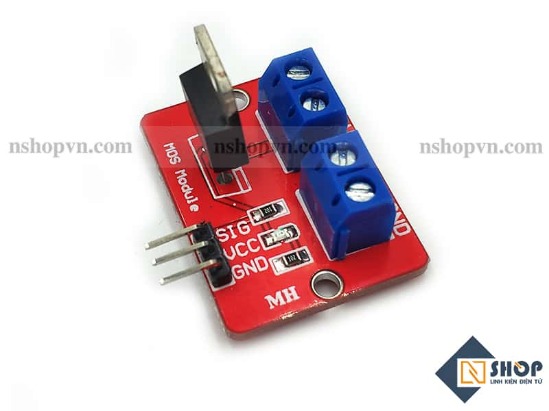 Mạch Công Suất MOSFET IRF520