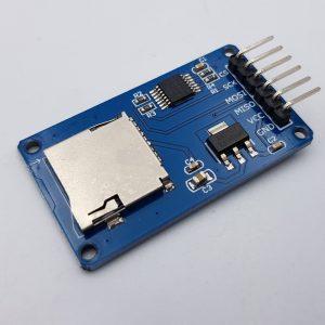 Mạch Ghi Đọc Thẻ Micro SD