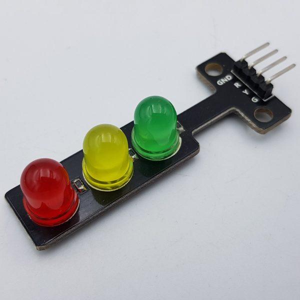 Mạch hiển thị kiểu đèn giao thông
