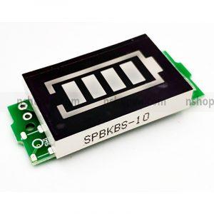 Mạch hiển thị mức năng lượng pin 2S 8.4V
