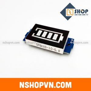 Mạch hiển thị mức năng lượng pin 3S 12.6V