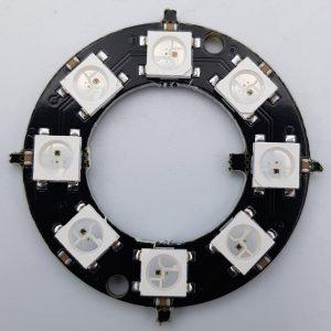 Mạch Hiển Thị NeoPixel 8 RGB LED WS2812