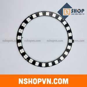 Mạch Hiển Thị NeoPixel Ring 16 RGB LED WS2812