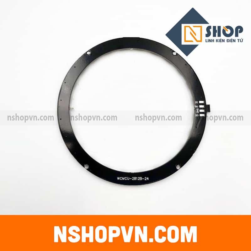 Mạch Hiển Thị NeoPixel Ring 24 RGB LED WS2812