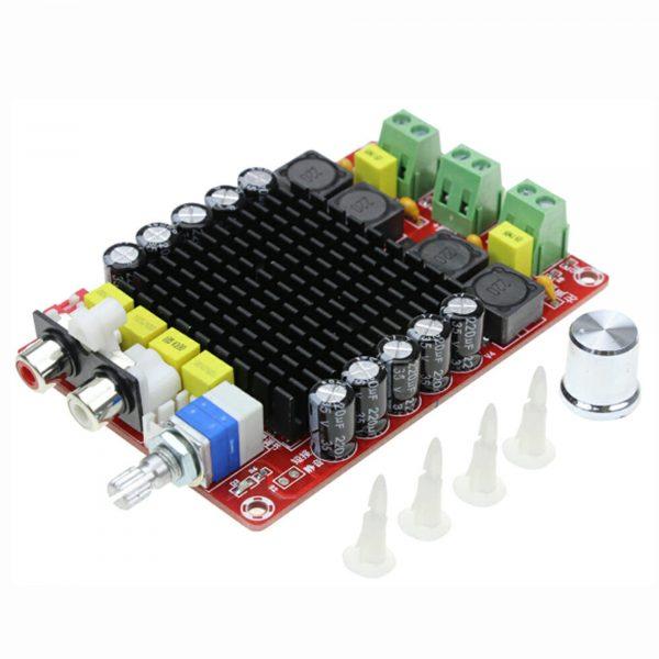 Mạch khuếch đại âm thanh class D2x100W TDA7498
