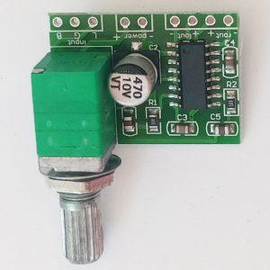 Mạch khuếch đại âm thanh PAM8403 6W Hifi 2.0 (có chỉnh volume)