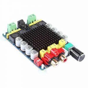 Mạch khuếch đại âm thanh TDA7498 stereo v2 100W*2