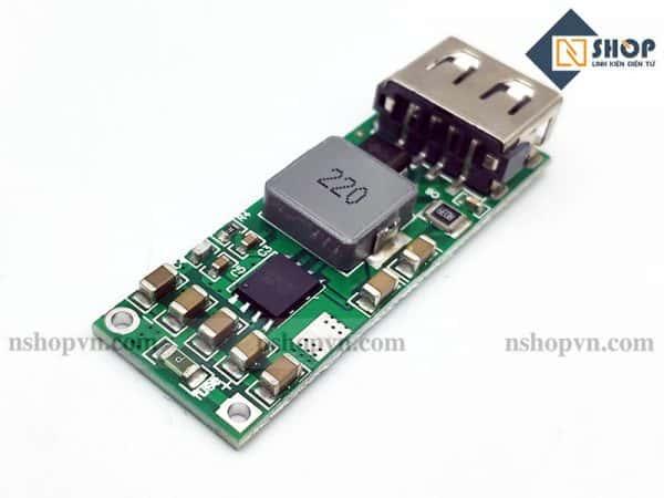 Mạch Sạc USB Hỗ Trợ Sạc Nhanh