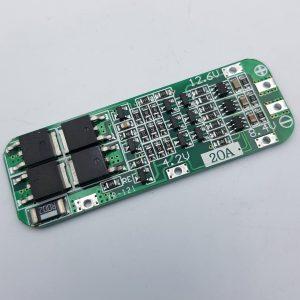 Mạch sạc và bảo vệ pin 3S 20A