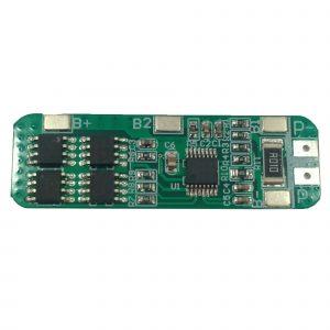 Mạch sạc xả bảo vệ pin lithium 12.6V 3 cell 10A