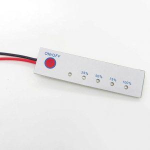 Mạch test hiển thị dung lượng pin Lithium 3S