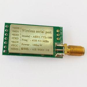 Mạch thu phát RF UART lora SX1278 433Mhz 3000m