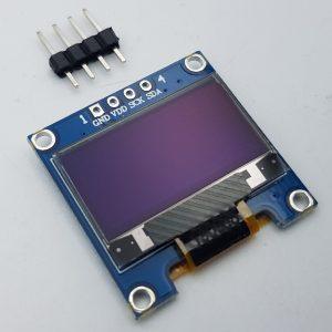 Màn Hình LCD Oled 0.96 Inch Giao Tiếp I2C (White)