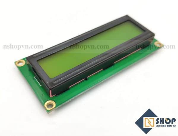 Màn hình LCD 1602 Xanh Lá